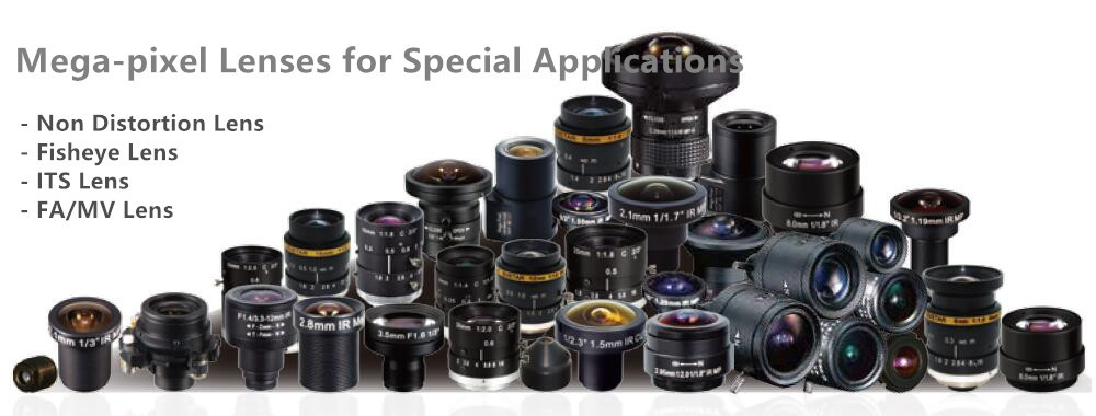 China best Megapixel M12 Board Lenses/Wide-Angle Lenses on sales