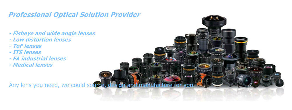 China best Megapixel Fisheye Lenses on sales
