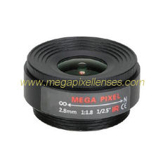 Megapixel CS Mount Fixed/Mono-Focal Lenses