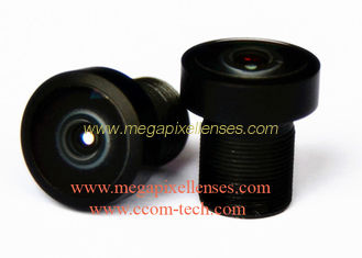 "China 1/2.3"" 1.8mm F2.0 12MP M7x0.35 mount 200degree wide-angle fisheye lens for IMX078/IMX322/OV4689/OV9712 supplier"