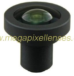 "1/2.3"" 1.57mm 10Megapixel M12x0.5 mount 180degree IR Fisheye Lens for IMX172/MT9J003/MT9P006/AR0330"
