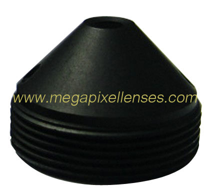 "1/2.7"" 4.3mm F2.4 3Megapixel M12x0.5 Mount Sharp Cone Pinhole Lens for covert cameras"