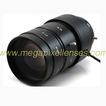 "1/3"" 9-45mm F1.0 DC Auto Iris IR CCTV Lens, Day/Night CS-mount Lens"