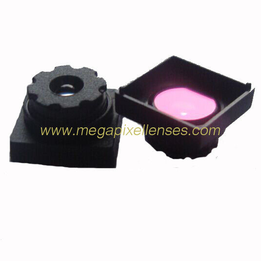"1/9"" 1.8mm F2.8 60degree M4 M5 mount medical lens for 1/9"" 1/10"" VGA CMOS"