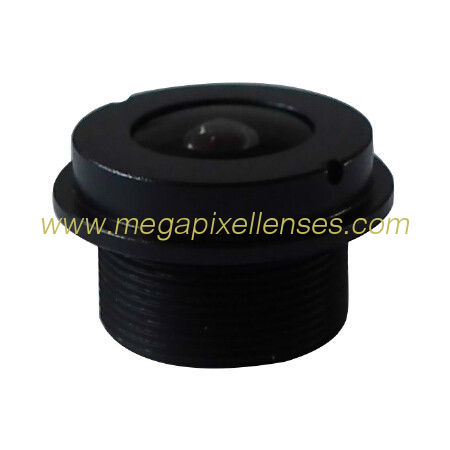"1/3"" 1.3mm Megapixel M12x0.5 mount 180degree Waterproof Fisheye Lens, IP68 automotive camera lens"