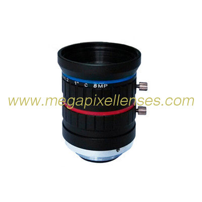 "3/4"" 35mm F1.2 8Megapixel Low-distortion C-mount Lens for ITS Traffic Monitoring"