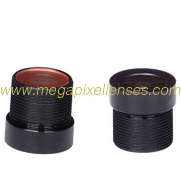 "1/3"" 3.1mm 3Megapixel M10*0.5P mount wide angle lens, F2.8 140degree vehicle-mount lens"