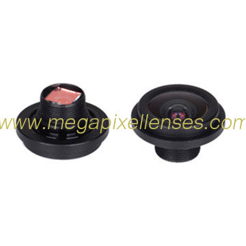 "1/4"" 2.2mm Megapixel M7*0.35 mount waterproof wide angle lens for vehicle rear-view mirror"