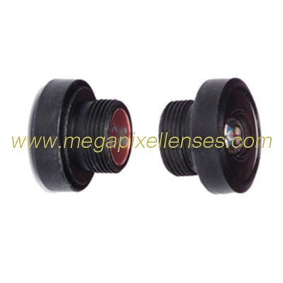 "1/3"" 1.5mm F2.0 M8*0.5 mount 155degree wide angle lens for Rear-view mirror"