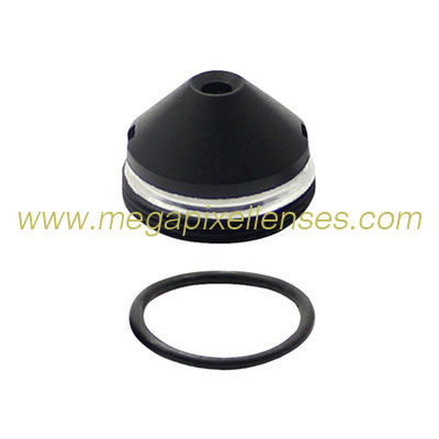 2.8/3.7/4.3/6mm Megapixel M12x0.5 Mount Waterproof Sharp Cone Pinhole Lens for covert cameras