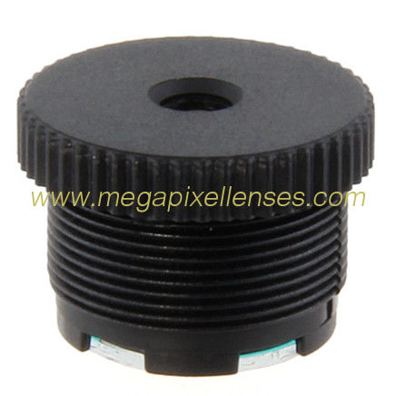 "1/2"" 9.3mm 5Megapixel F2.8 S-mount Non-distortion lens for 1/2"" 1/3"" 1/4"" sensors"