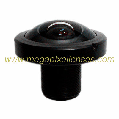 "1/3"" 1.05mm 10Megapixel S mount M12 202degree Fisheye Lens for IMX172 IMX214, Drone UAV 360VR lens"