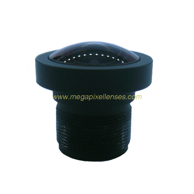 "1/2.3"" 3.1mm F2.5 14Megapixel M12x0.5 Mount 151degree wide angle lens for IMX206CQC/AR1820OHS"