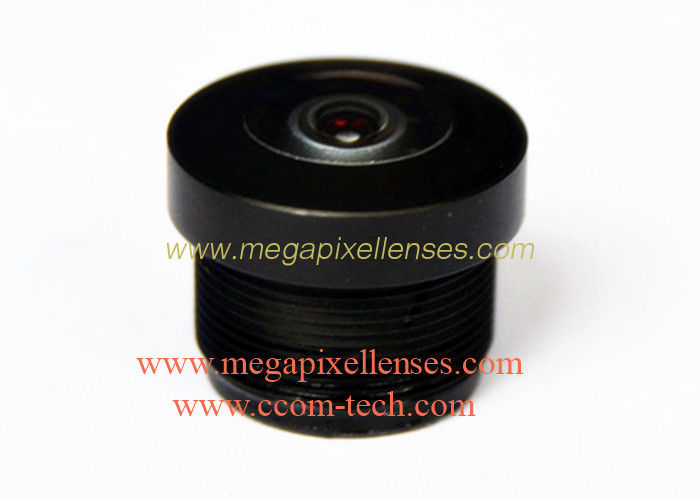 "1/2.3"" 1.8mm F2.0 12MP M12x0.5 mount 200degree wide-angle fisheye lens for IMX078/IMX322/OV4689/OV9712"
