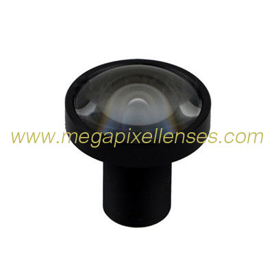 "1/1.8"" 4.2mm F1.8 2Megapixel 1080P M12x0.5 S mount low-distortion lens for IMX185"