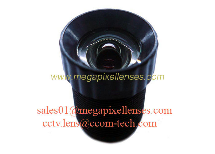 "1/2.5"" 4.14mm F3.0 5Megapixel M12x0.5 Mount Non-Distortion Board Lens for MI5100/MT9P001"