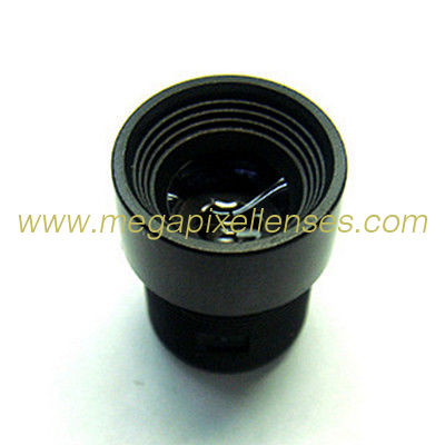 "1/6"" 3.0mm F2.0 Megapixel M12x0.5 mount non-distortion lens, Cheap M12 computer camera lens"