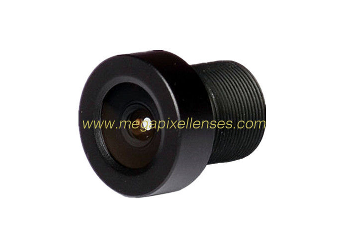 "1/4"" 2.27mm F2.4 Megapixel M7x0.35 mount 140degree Wide Angle Lens for OV9712"