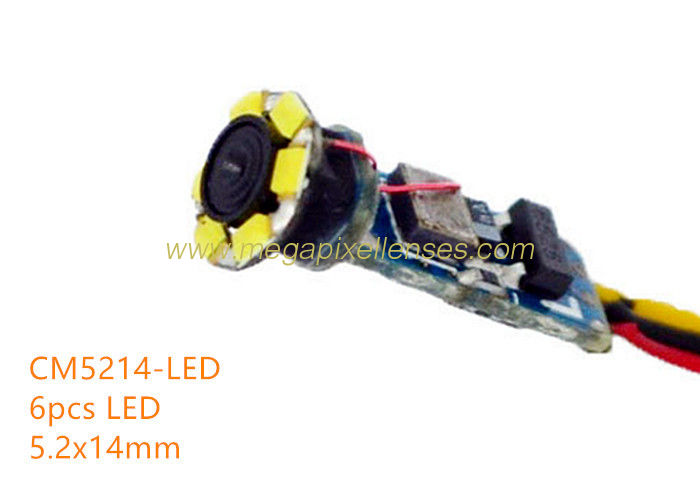 "1/18"" OV6922 endoscope video camera module, size 4.0mm/4.2mm/5.2mmx14mm, micro camera module"