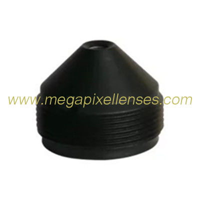 "1/2.7"" 3.7mm F2.5 3Megapixel M12x0.5 Mount Sharp Cone HD Pinhole Lens for covert camera"