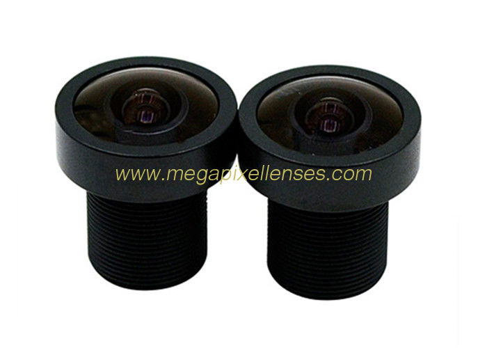 "1/2.5"" 2.5mm F2.0 1080P 3Megapixel M12x0.5 mount 170degrees wide angle cctv lens"