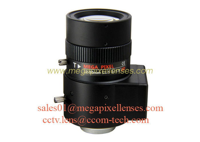 "1/1.8"" 12-50mm F1.5 3MP/6MP/4K DC Auto IRIS/P-IRIS CS Mount Vari-focal Lens for IMX185/IMX178"