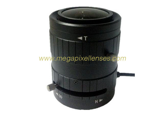 "1/1.8"" 4-18mm F1.6 3Megapixel C-mount DC Auto IRIS Vari-focal IR Lens for IMX185"