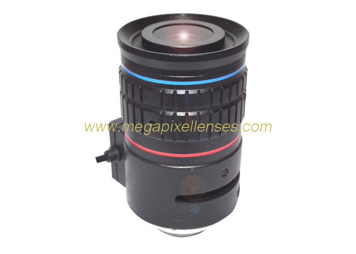 "1/1.8"" 11-40mm F1.8 8Megapixel C-mount DC Auto IRIS Manual Zoom IR Vari-focal Lens for IMX178/IMX226/IMX144"