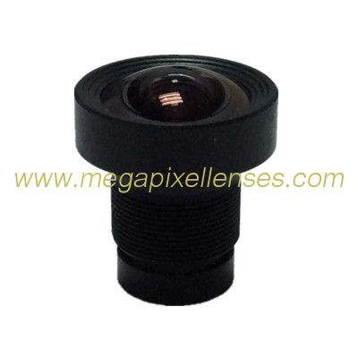 "1/2.3"" 2.8mm F2.8 16Megapixel M12x0.5 Mount 155degree wide angle lens for Gopro Hero HD cameras"