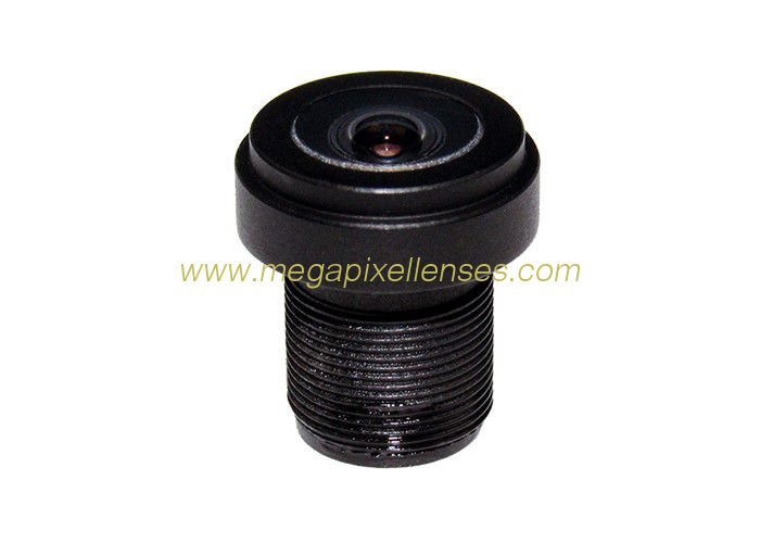 "1/4"" 2.33mm F2.4 Megapixel M7x0.35 mount 128degree wide-angle lens for OV9712/OV7725"
