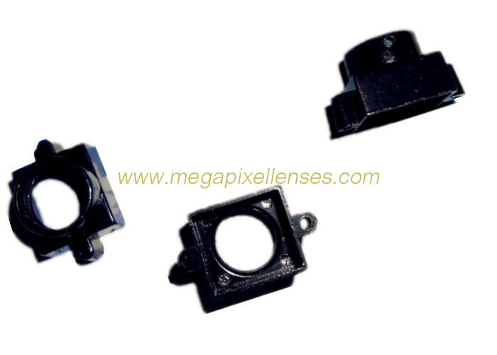Metal M12x0.5 mount Lens Holder, 22mm fixed pitch holder for board lenses, height 14.2mm