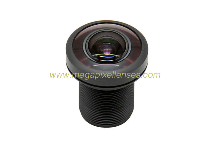 "1/2.3"" 2.9mm F1.8 13Megapixel M12x0.5 Mount 154degree wide angle lens for IMX078/OV4689"
