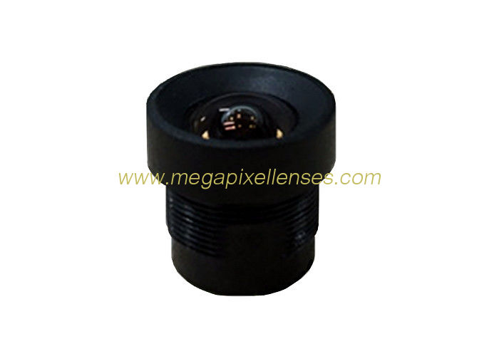 "1/2.5"" 3.0mm F3.5 5Megapixel M12x0.5 mount Non-Distortion IR-Cut Board Lens for MT9P001"