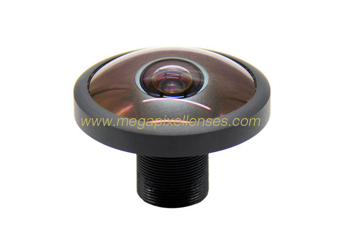 "1/2.3"" 3.0mm F1.8 13Megapixel M12x0.5 mount 148degree wide-angle lens for IMX078"