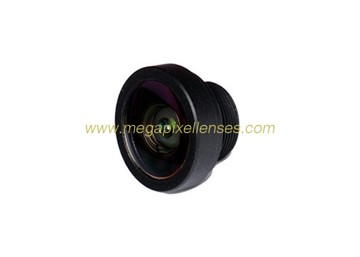 "1/9"" 0.76mm F2.2 M7.5x0.35 mount 170degree wide angle lens for OV7675, M7 VGA plastic lens"