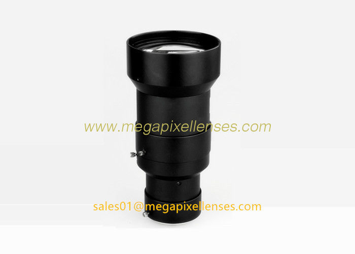 "1/1.7"" 30-120mm Megapixel 4K Manual IRIS/DC Auto IRIS C-mount varifocal lens for IMX226/IMX334"