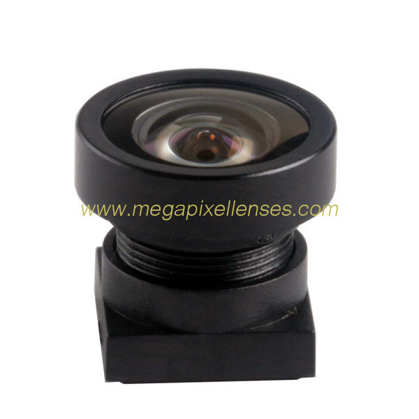 "1/4"" 0.95mm F2.0 M7x0.35 mount 160° wide angle lens for Vehicle Rear-view mirror, lens for OV7725/OV7740"