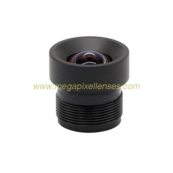 "1/2.7"" 3.18mm F2.8 3Megapixel M12x0.5 Mount low distortion lens for AR0230/OV4689"