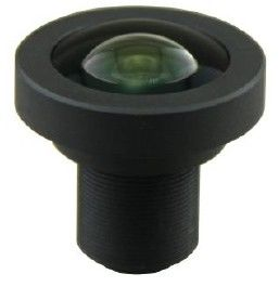 "China 1/2.3"" 1.57mm 10Megapixel M12x0.5 mount 180degree IR Fisheye Lens for IMX172/MT9J003/MT9P006/AR0330 factory"