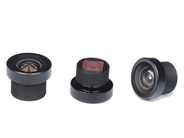 "China 1/4"" 1.5mm M8*0.5 mount Vehicle-mounted wide angle lens for Rear-view mirror factory"