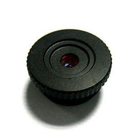 "China 1/3"" 5.2mm F2.4 Megapixel M12x0.5 S mount non-distortion lens, 5.2mm M12 lens factory"
