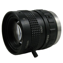 "China 2/3"" 35mm F1.8 5Megapixel Industrial C Mount Lens, F1.8~22 Φ11 for 2/3"" & Φ8 for 1/2"" factory"