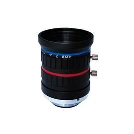 "3/4"" 25mm F1.2 8Megapixel Manual IRIS Low-distortion C-mount ITS Lens, 25mm Traffic Monitoring Lens"