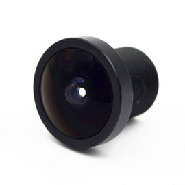 "China 1/4"" 2.5mm 3megapixel M12x0.5 mount 130degree wide-angle lens for security camera factory"