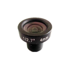 "China 1/2.7"" 4mm F1.8 3Megapixel M12x0.5 mount low-distortion board lens, 4mm non distortion lens factory"