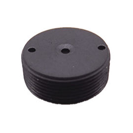 "China 1/3"" 5.1mm F4.5 M12x0.5 Mount Short Flat Cone Single Glass Pinhole Lens for covert cameras factory"