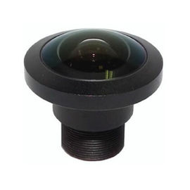 "China 1/2.7"" 1.13mm 8Megapixel M12x0.5 mount 220degree Fisheye Lens for OV5658/OV5693 sensors factory"