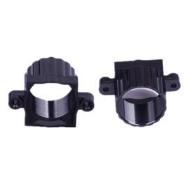 China Plastic M12x0.5 mount Lens Holder, 18mm fixed pitch holder for board lenses, height 12mm factory