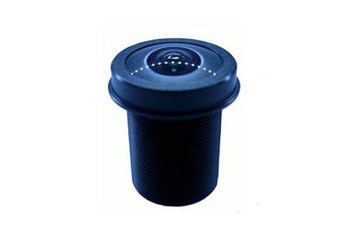 "China 1/3"" 1.44mm 3Megapixel M12x0.5 mount 180degree Fisheye Lens for panoramic camera, 1.44mm fisheye lens factory"