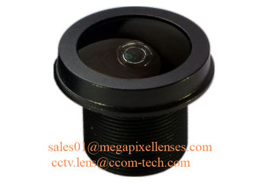 "China 1/2.7"" 1.38mm 2Megapixel M12x0.5 mount 180degree Waterproof Fisheye Lens, IP68 automotive camera lens factory"